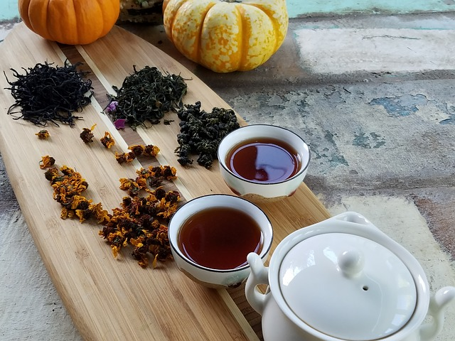 The Health Benefits of Black Tea